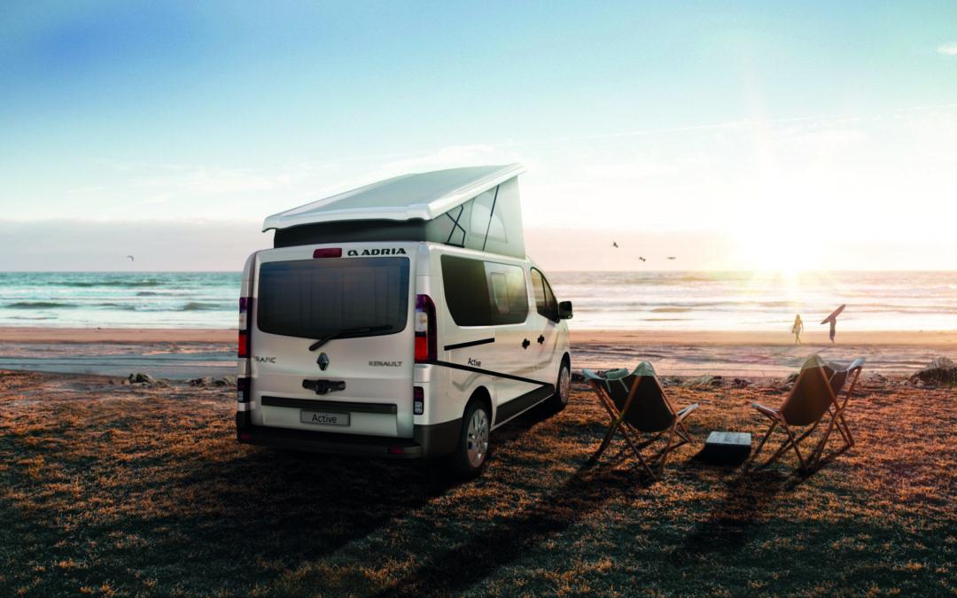 Dein persönliches Abenteuer mit unserem Renault Trafic Camper